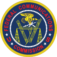 FCC seal in the Public Domain.