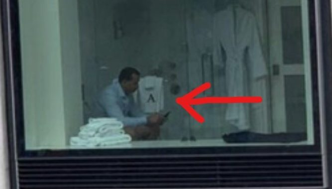 Alex Rodriguez Has No Legal Right To Privacy While Toilet Texting in Front of a Clear Window in NYC